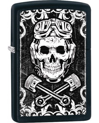 Zippo Skull Wrenches 26003