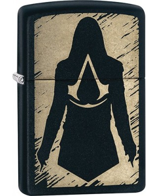 Zippo Assassins Creed 26030