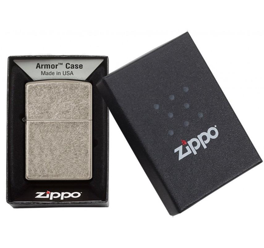 Zippo Antique Armor