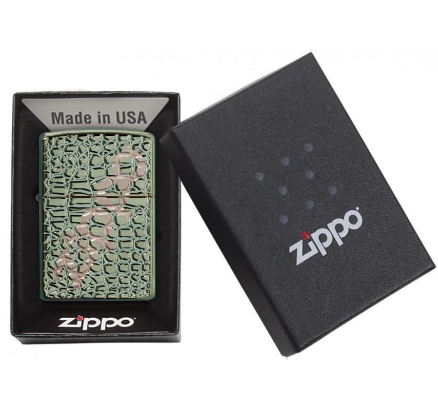 Zippo Alligator