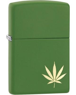 Zippo Marihuanna Leaf