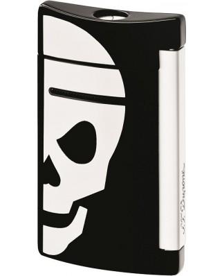 S. T. Dupont Minijet Black Skull