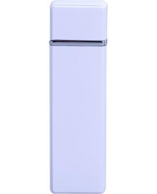 Kovový USB zapaľovač - Biela