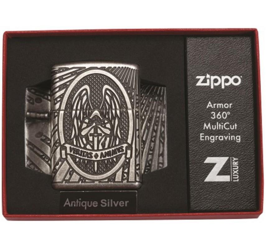 Zippo St. Michael Armor Limited