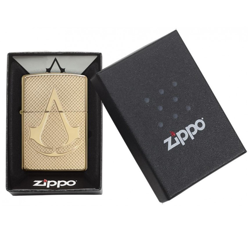 Zippo Assassins Creed Armor