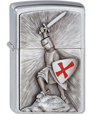 Zippo Templar Knight