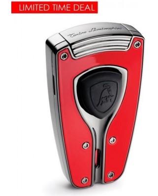 Lamborghini Forza zapaľovač - červená