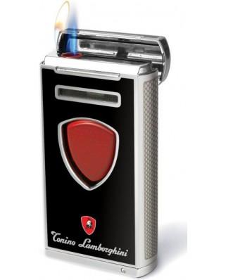 Lamborghini Pergusa zapaľovač - čierna / červená