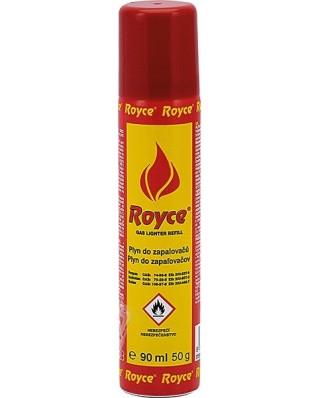 Plyn do zapaľovačov Royce 90ml