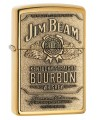Najznámejšia whiskey a najznámejšia značka zapaľovačov je ideálna kombinácia. Jim Beam a Zippo.