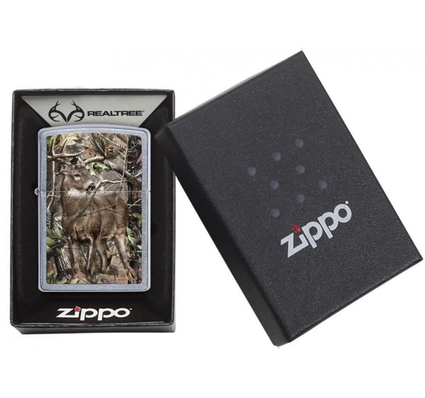 Zippo Realtree Jelen