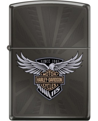 Zippo Harley Davidson 115th Anniversary 25485