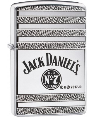 Zippo Jack Daniels Armor