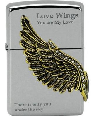 Zippo Love Wings 28150