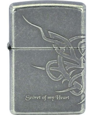 Zippo Secret Of My Heart 28155