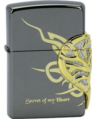 Zippo Secret Of My Heart 28156