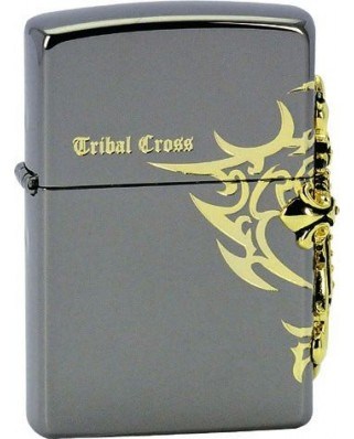 Zippo Tribal Cross 28158