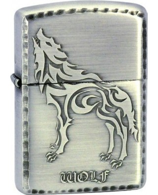 Zippo Wolf Antique 28187