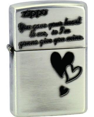 Zippo Triple Heart 28193