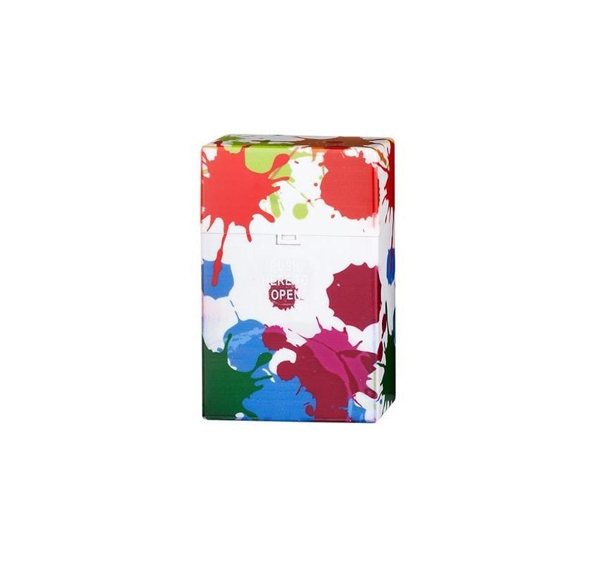 Clic Boxx púzdro na cigarety - Rainbow
