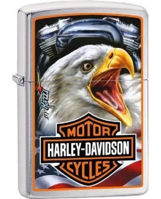 Zippo Harley Davidson Mazzi Eagle 21059