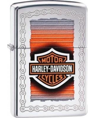 Zippo Harley Davidson Chain 22044