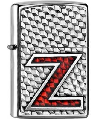 Zippo Armor Doppel Emblem 22053