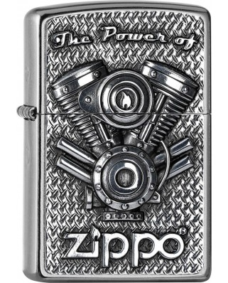 Zippo Motor 25502