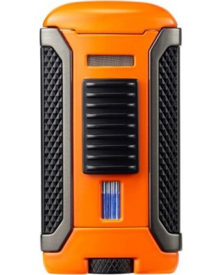 Colibri zapaľovač Apex Orange/Black