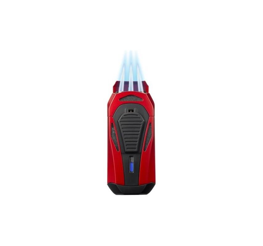 Colibri zapaľovač Boss Red/Black