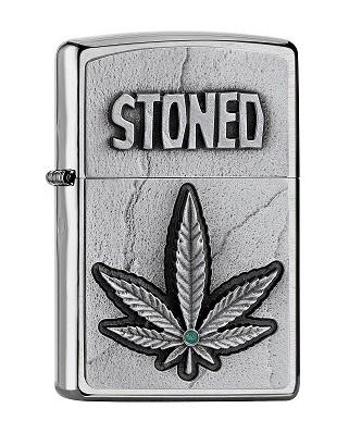 Zippo zapaľovač Stoned