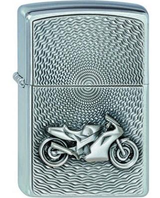 Zippo zapaľovač Moto 3D