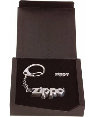 Zippo set kľúčenka a odznak