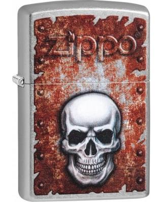 Zippo Rusted Skull 25512