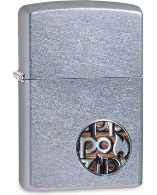 Zippo Button Logo 25513