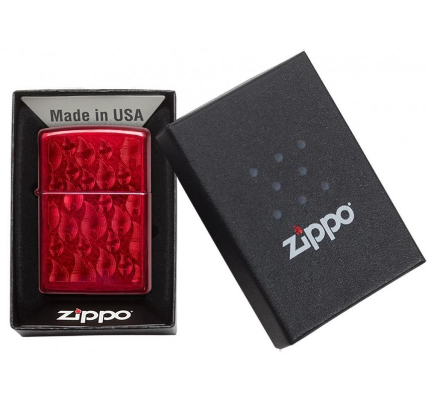 Zippo Iced Flame 26851