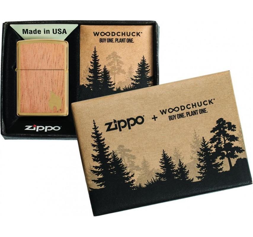 Zippo Woodchuck Flame 23161