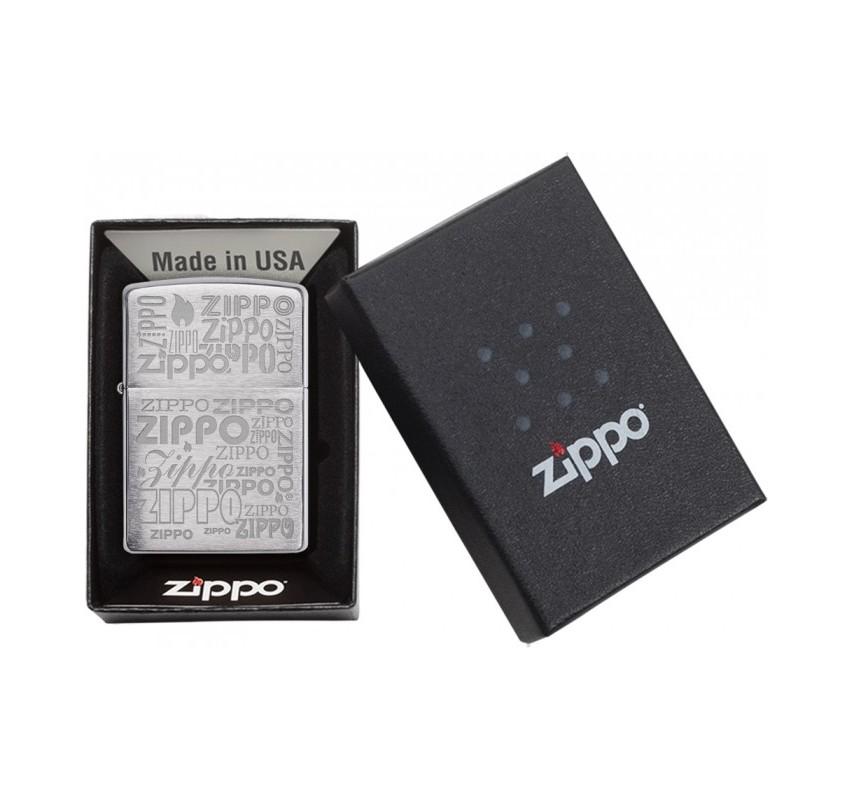 Zippo Logos 21907