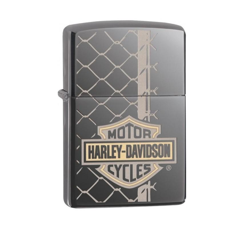 Zippo Harley Davidson 25519
