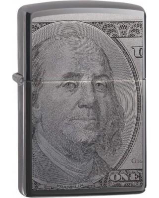 Zippo Benjamin Franklin 25520