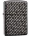 Originálny Zippo zapaľovač s extra hrubými stenami Armor, hĺbkové gravírovanie v tvare šesťuholníkov. Zippo je kovový benzínový zapaľovač s doživotnou zárukou a viac ako 80 ročnou tradíciou. Tieto kvalitné zapaľovače sa vyrábajú výhradne v USA.