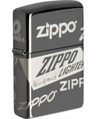 Zippo Logo 360° 25529
