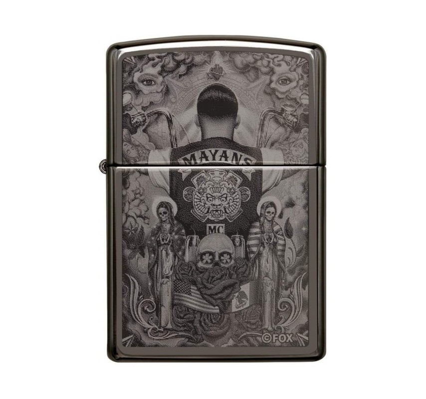 Zippo Mayans M.C. 25533