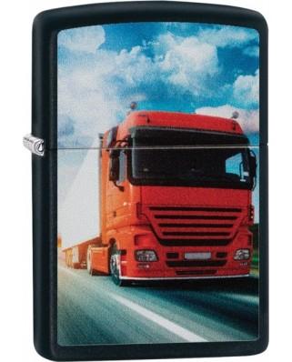 Zippo Red Truck 26869