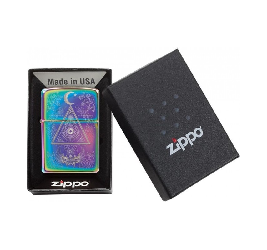 Zippo Eye of Providence 26879
