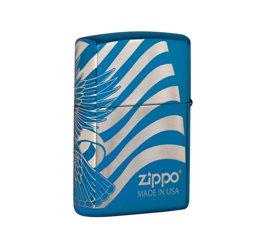 Zippo Patriotic Design 360° 26882