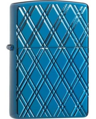 Zippo Armor Blue Diamonds 26884