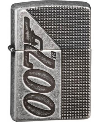 Zippo Armor James Bond 007 27160