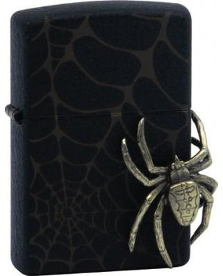 Zippo Spider Black Sada 29111