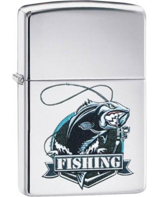 Zippo Perch Fishing